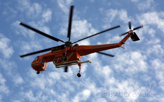 N178AC — - Erickson Air-Crane