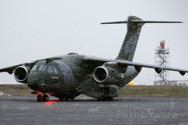 EMBRAER KC-390 (PT-ZNG) - Embraer KC-390 Millennium <br />Cold weather testing from Duluth MN to Buffalo NY.