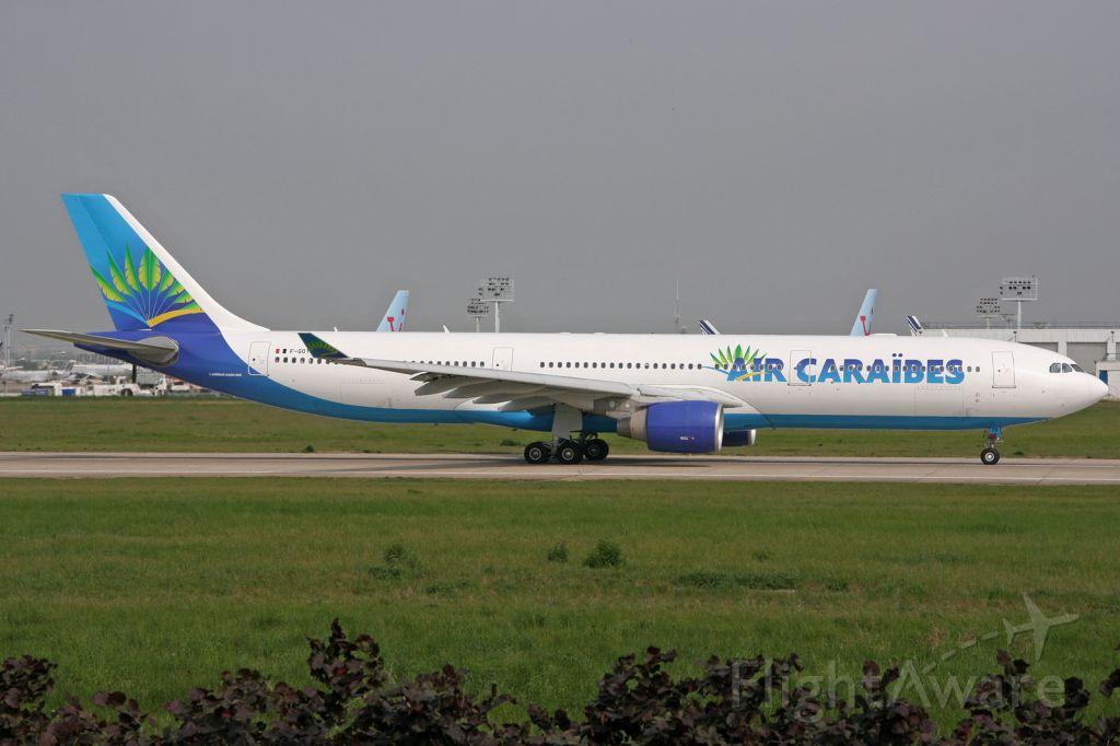 Airbus A330-300 (F-GOTO)