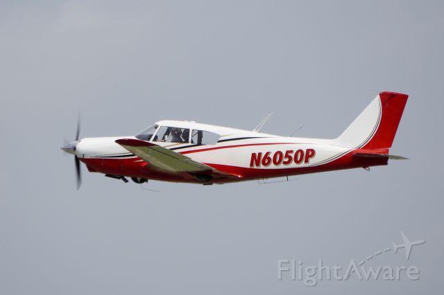 Piper PA-24 Comanche (N6050P) - A new paint scheme