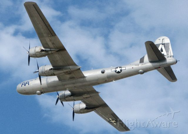 Boeing B-29 Superfortress (N529B) - At AirVenture.