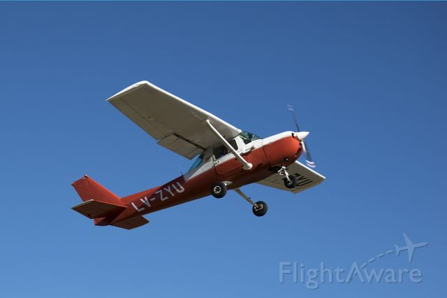 Cessna Commuter (LV-ZYU) - Festival aéreo de General Villegas, BA