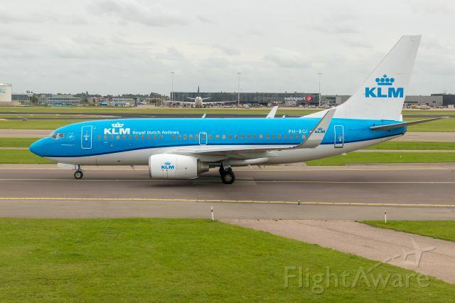 Boeing 737-700 (PH-BGI) - 18.08.2017