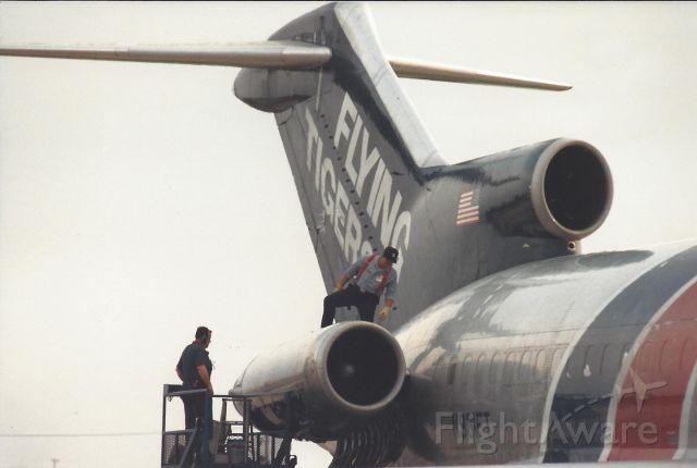 Boeing 727-100 (N931FT)