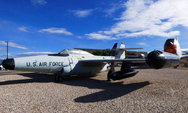— — - Northrop F-89H-5-NO Scorpion<br /><br />More info:  https://en.wikipedia.org/wiki/Northrop_F-89_Scorpion
