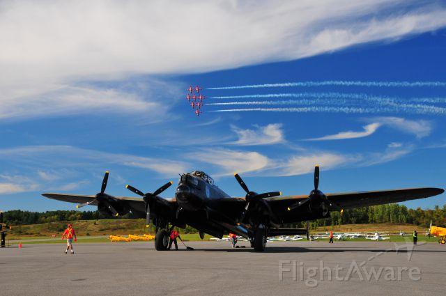 LAND — - Avro Landcaster Mk X