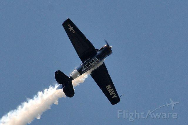 N164EW — - Wings Over Waukesha Air Show 2013 - James Paul Leavelle (Pilot)