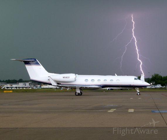 Gulfstream Aerospace Gulfstream IV (N59CF)