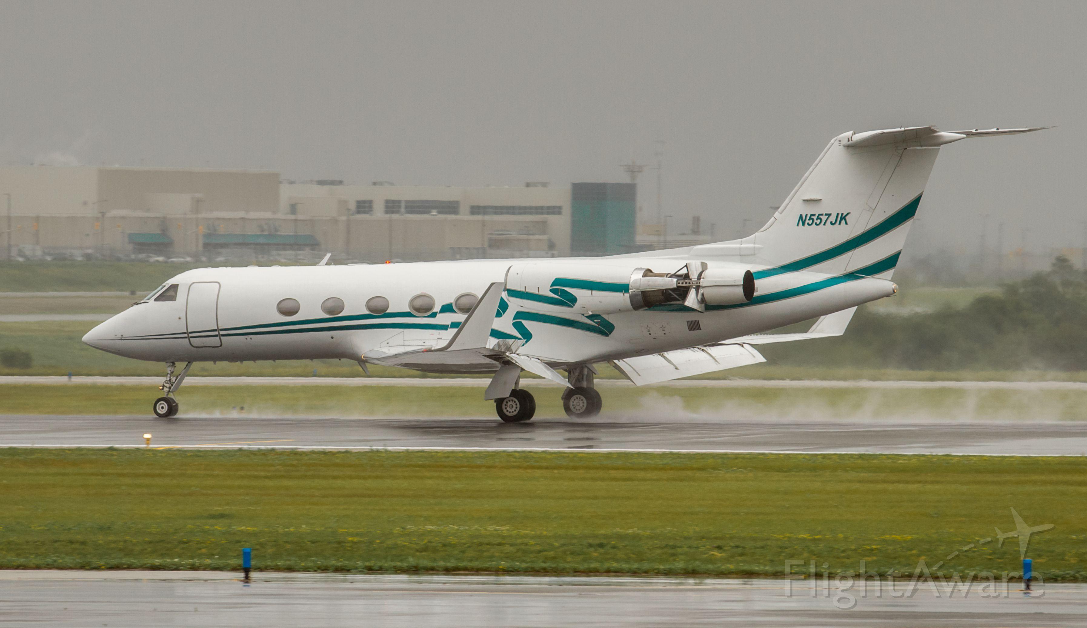 Gulfstream Aerospace Gulfstream 3 (N557JK)
