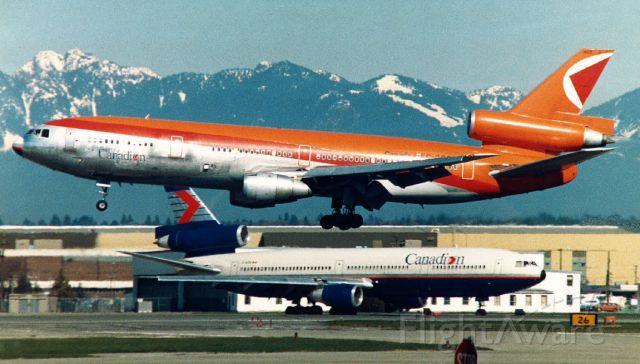 McDonnell Douglas DC-10 — - Early 90's vintage.