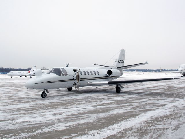 Cessna Citation V (N365EA) - Safe, all weather operation. CFM (Corporate Flight Management) has 3 x King Air 100, 2 x Phenom 100 and 2 x Citation V available for charter in the New York metropolitan area KDXR KHPN KTEB KBDR  a rel=nofollow href=www.FLYCFM.COMwww.FLYCFM.COM/a