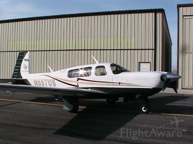 Mooney M-20 Turbo (N557US) - 2005 Mooney Bravo GX
