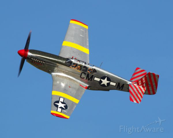 North American P-51 Mustang (N251MX) - The Collings Foundation