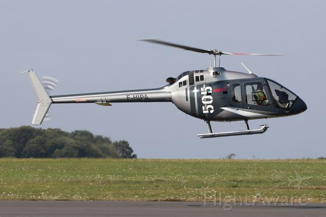 Bell 505 (F-HIPA)