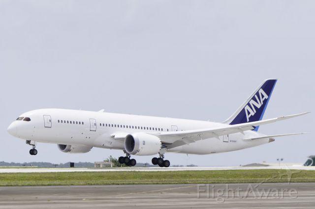 Boeing 787-8 (N1006F)