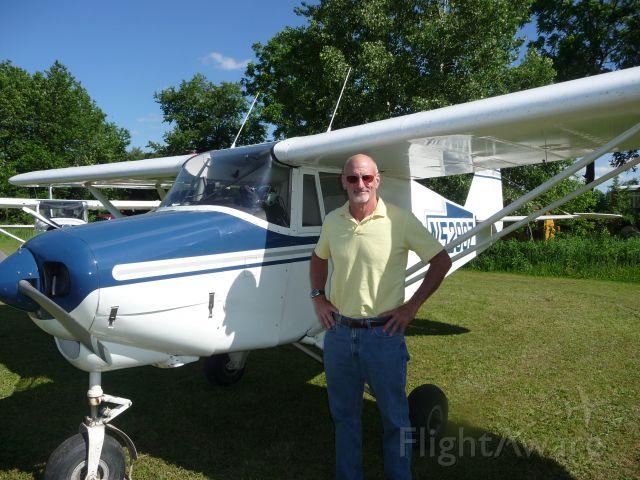 Piper PA-22 Tri-Pacer (N5299Z)