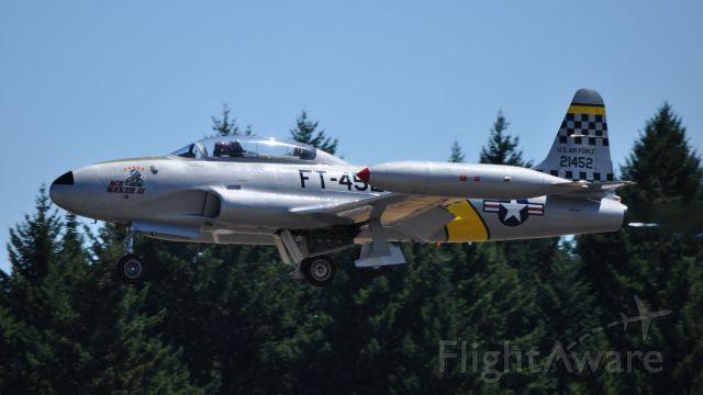 Mooney M-20 (N21452) - Oregon Air Show
