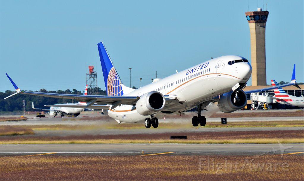 Boeing 737 MAX 9 (N67501)