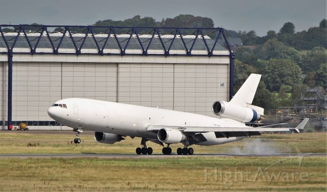 Boeing MD-11 (N513SN) - western global md-11f n513sn landing at shannon 23/8/19.