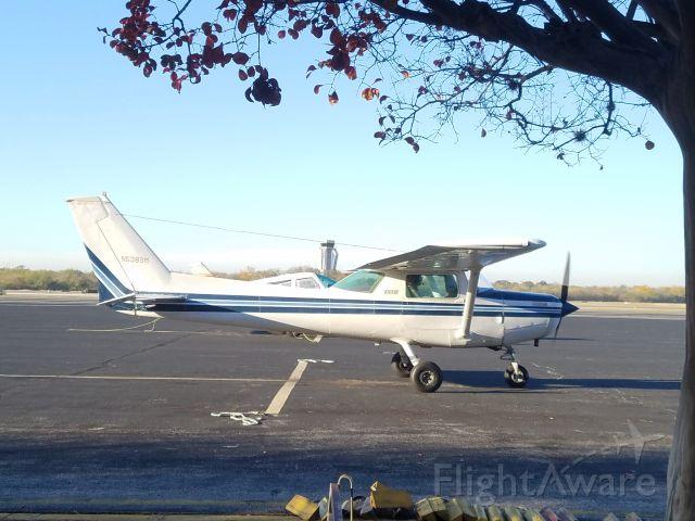 Cessna 152 (N5389M) - Rachel Jones 1st SOLO!