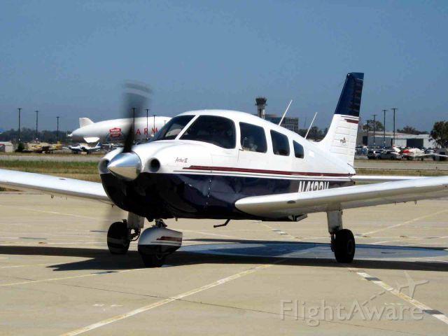 Piper Cherokee (N4123V)