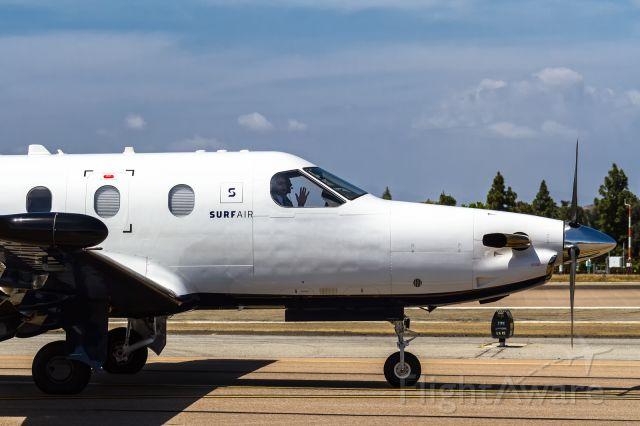 Pilatus PC-12 (N816SA)