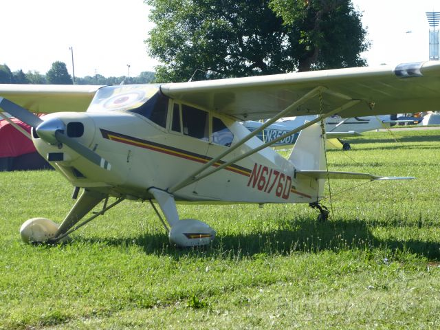 Piper PA-20 Pacer (N6176D)