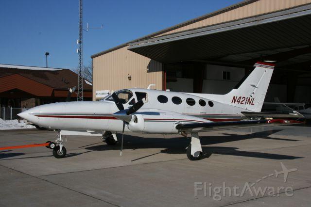 Cessna 421 (N421NL)