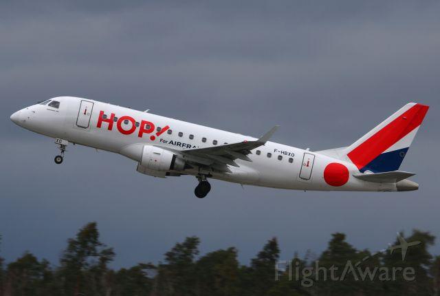 Embraer 170/175 (F-HBXO)