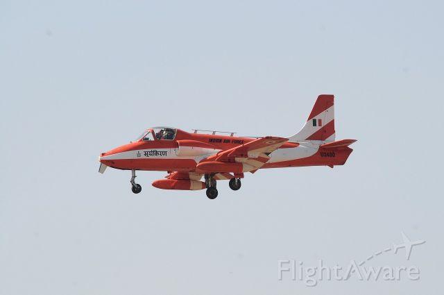 "U2480 — - INDIAN AIR FORCE ""SURYAKIRAN"""