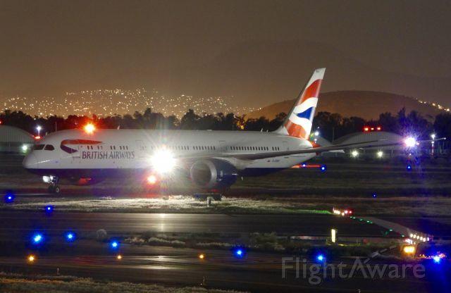 Boeing 787-9 Dreamliner (G-ZBKF)