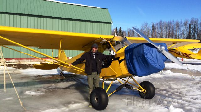 N6195H — - Willow Alaska Pink Slip Day built on 8-21-1946