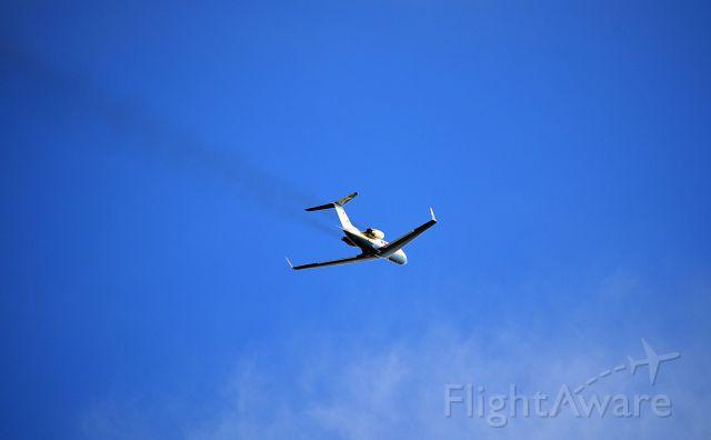 Gulfstream Aerospace Gulfstream 3 (N30501) - USAF Gulfstream departing Fargo, ND.