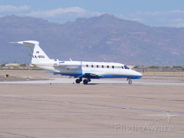 Cessna Citation III (XA-SDU) - Landing at KIWA