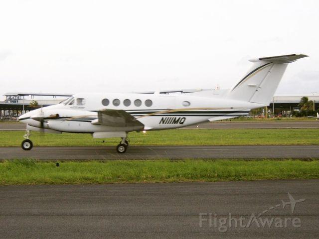 Beechcraft Super King Air 350 (N111MQ)