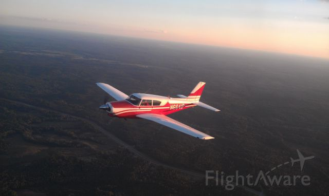 """Piper PA-24 Comanche (N6641P) - haha love the """"enter a caption, where were you standing, what were you doing..."""" How about I was flying the plane in the photo in formation with another pilot so another friend could take the pic :)"""
