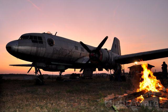 VEB Il-14 (CEF3109) - Avia Av-14 RT (Il-14), 3109