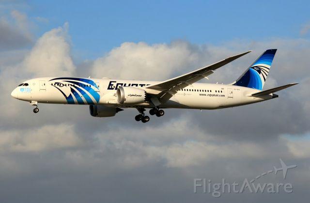 Boeing 787-9 Dreamliner (SU-GES)