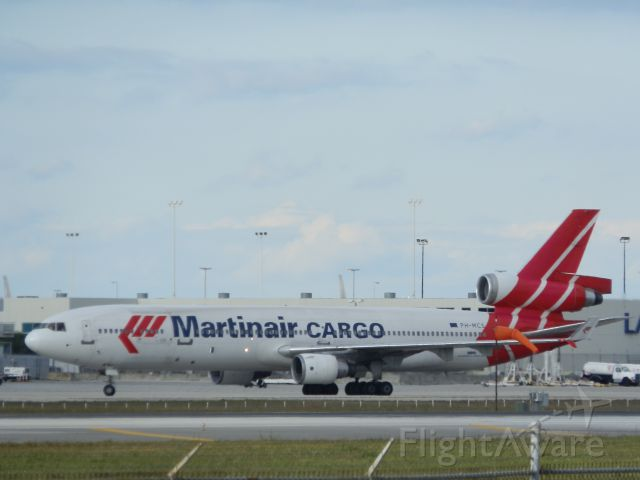 Boeing MD-11 (PH-MCS) - Martinair Cargo MD11F