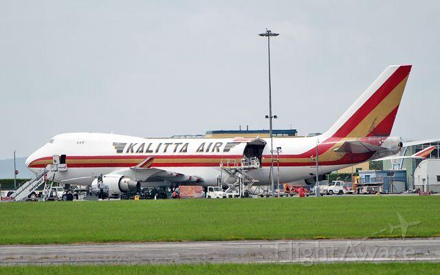 Boeing 747-400 (N706CK) - kalitta air b747-4b5f n706ck at shannon 30/5/19.