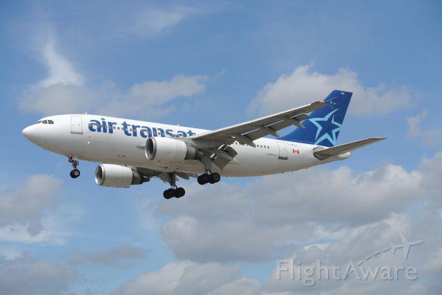Airbus A310 (C-GTSY) - I
