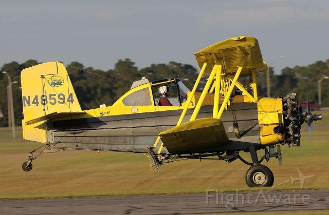 N48594 — - Grumman G-164A Ag Cat