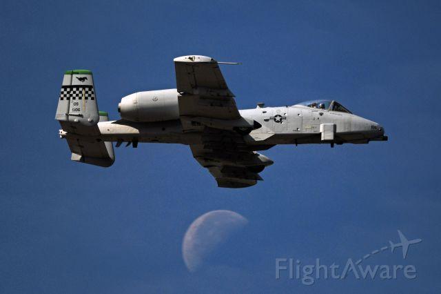 Fairchild-Republic Thunderbolt 2 — - 2011 Seoul International Aerospace & Defense Exhibition