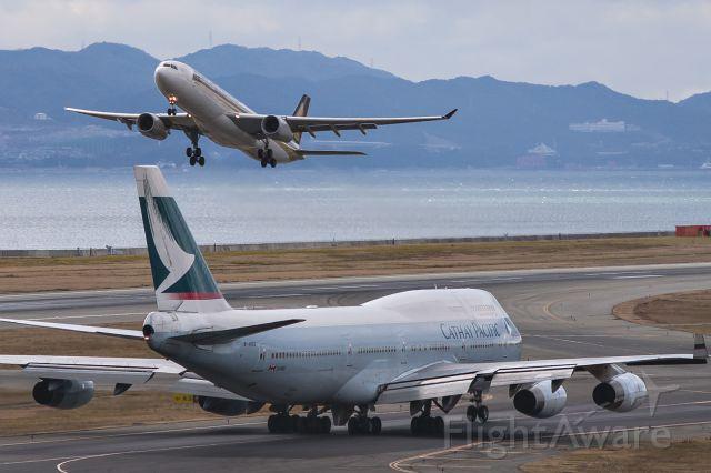 Boeing 747-200 (B-HOS)