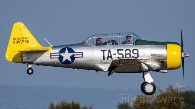 North American T-6 Texan (VH-NRO)