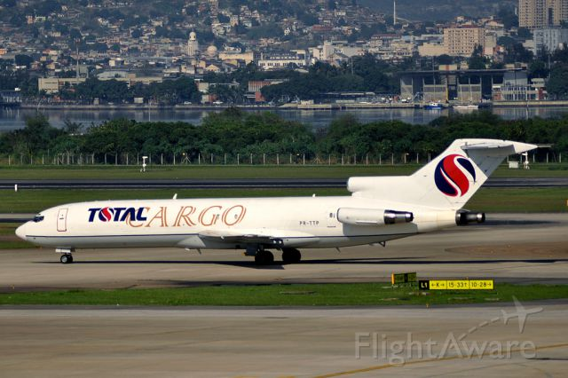 Boeing 727-100 (PR-TTP)