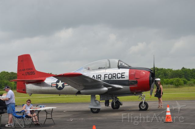 North American Trojan (N8089H) - Taken during the Pearland Airport open house and BBQ fly-in.