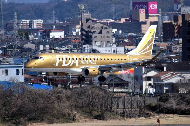 Embraer 170/175 (JA09FJ)