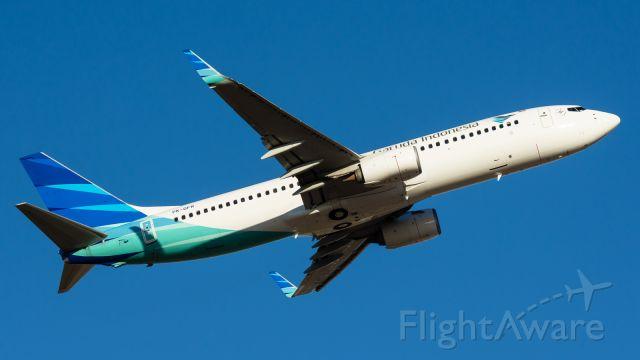 Boeing 737-800 (PK-GFR)
