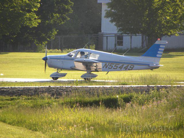 Piper Cherokee (N55449)